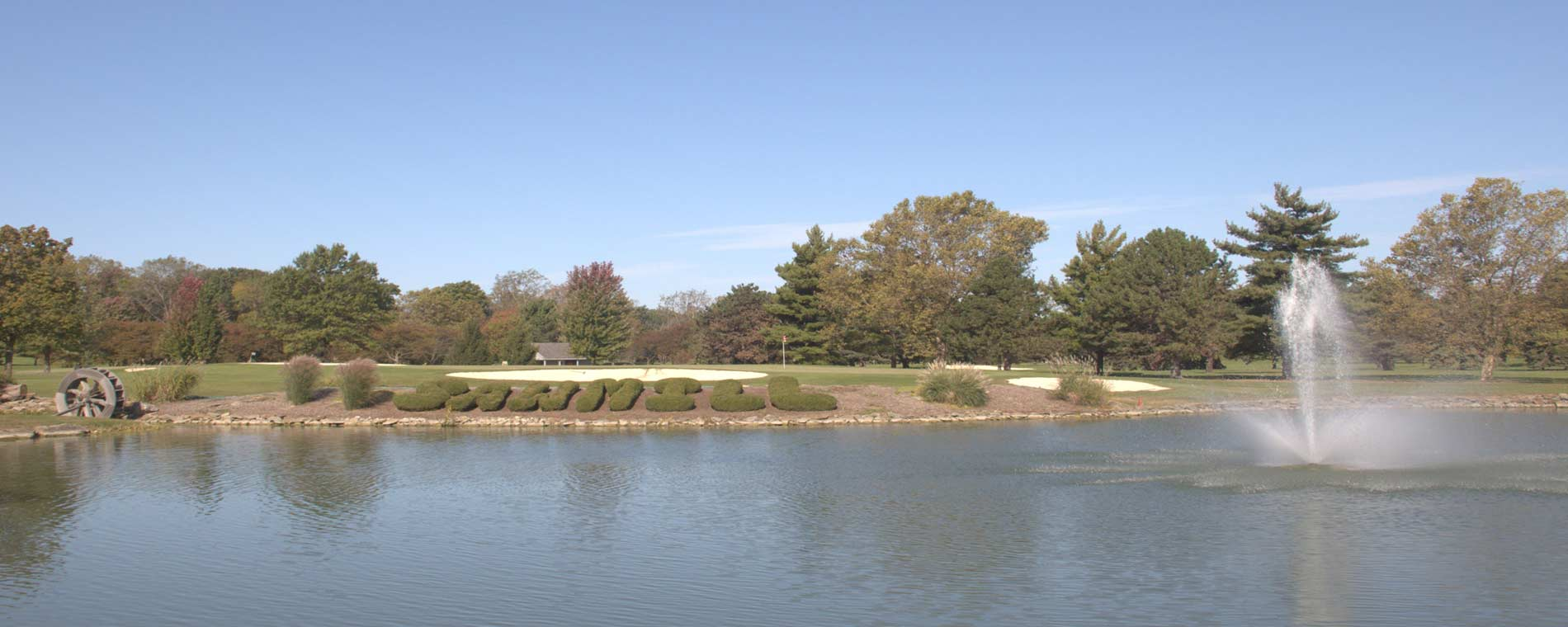 Golf Course at Sawmill Creek